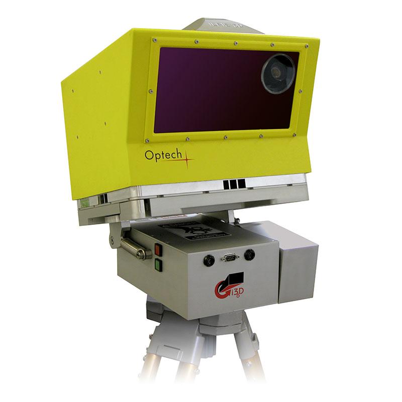 Архитектурные 3D сканеры